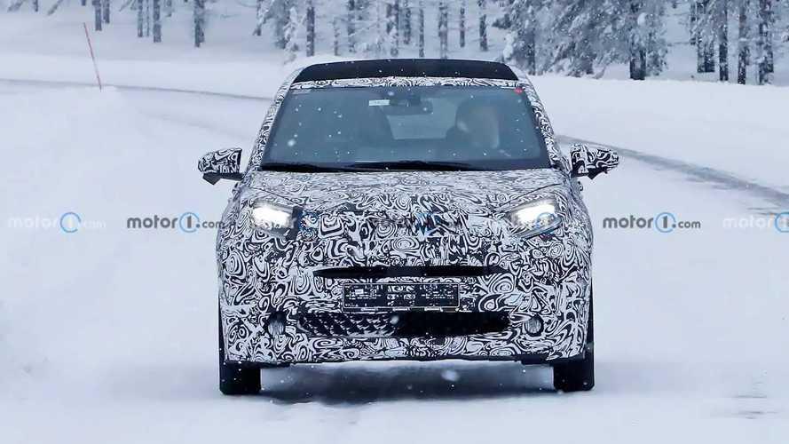 Nuova Toyota Aygo, nuove foto spia