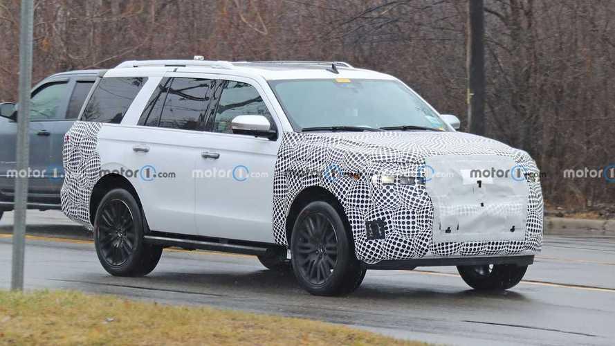2021 Ford Expedition Hybrid, ilk kez görüntülendi