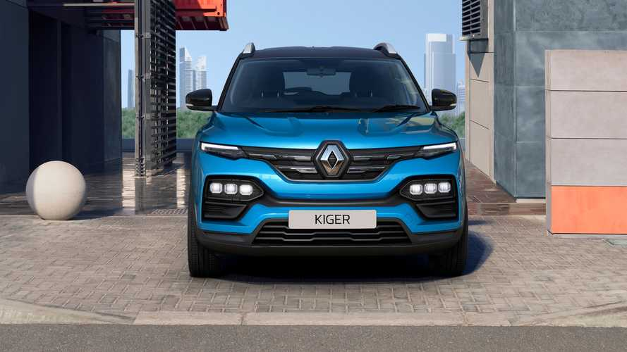 У Renault появился маленький кроссовер с внушительным клиренсом