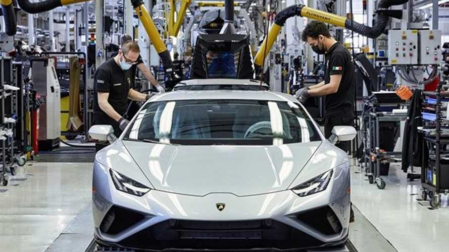Come lavorare in Automobili Lamborghini, Top Employer Italia 2021
