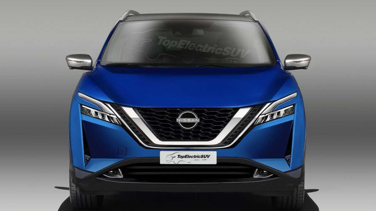 New Nissan Qashqai / Rogue Sport