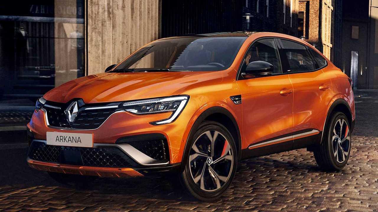 Renault Arkana E-Tech 140 Hybrid