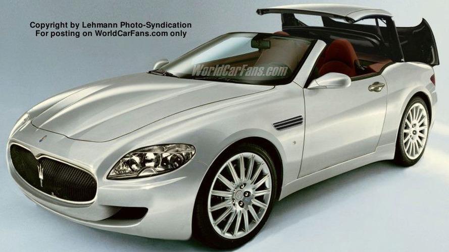 SPY PHOTOS: More Maserati GT Coupe