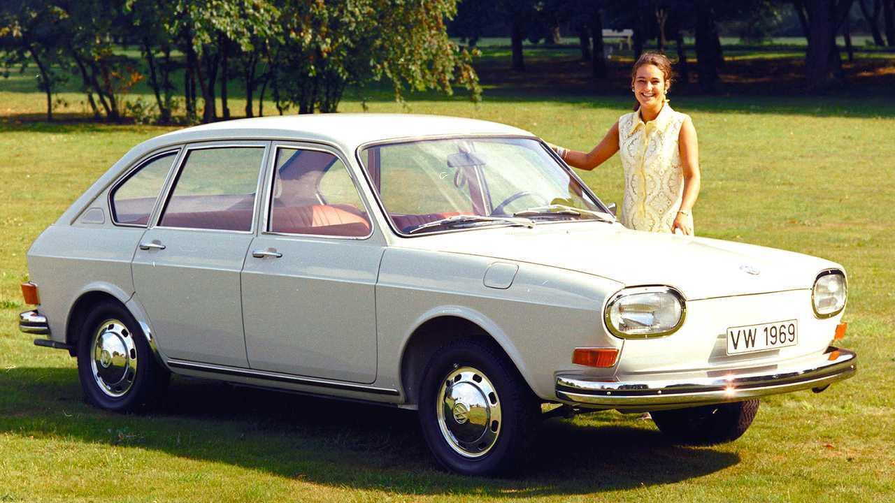 IAA 1969 Rückblick: VW 411 E