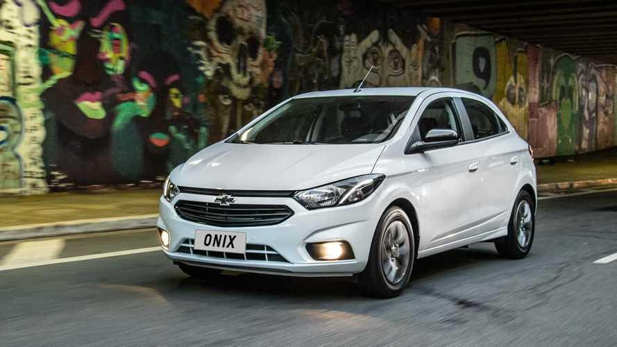 Chevrolet Onix Joy ganha visual atualizado a partir de R$ 47.590