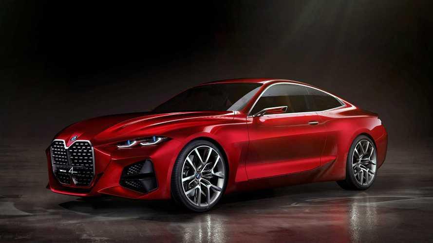 BMW Concept 4, anticipo del próximo Serie 4 Coupé
