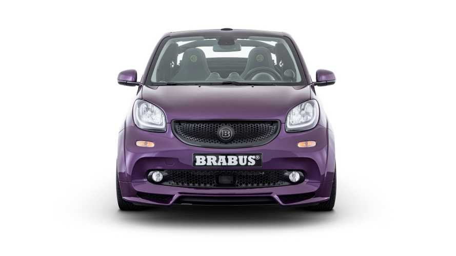 Brabus Ultimate E Smart EQ Fortwo