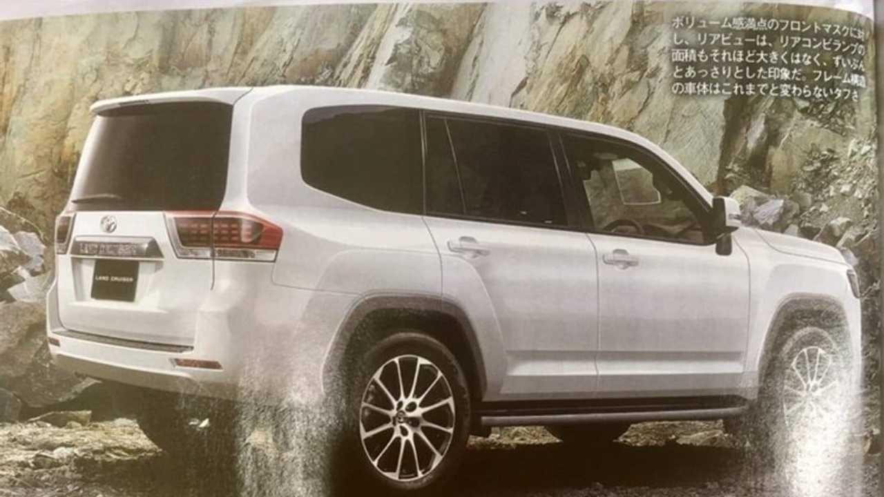 Новый Toyota Land Crusier все же опоздает, но ненадолго