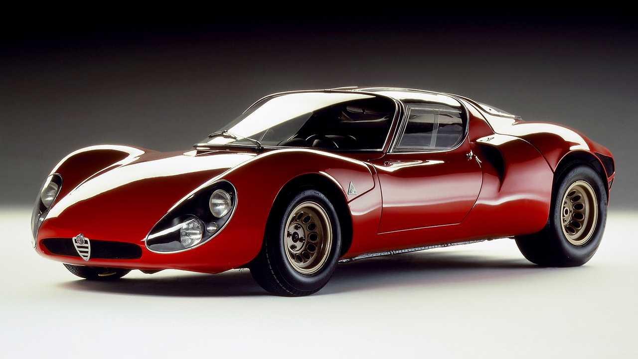 Alfa Romeo 33 Stradale (1967-1969) - 10+ millió euró