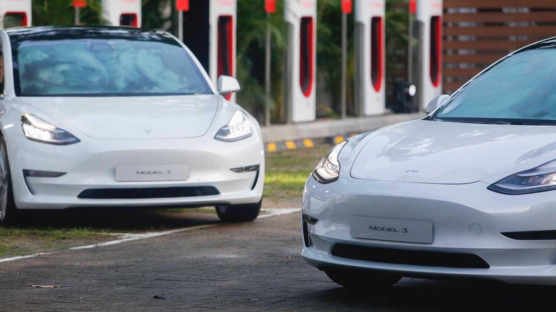 Tesla Model 3, S & X Sales In U S  In August 2019