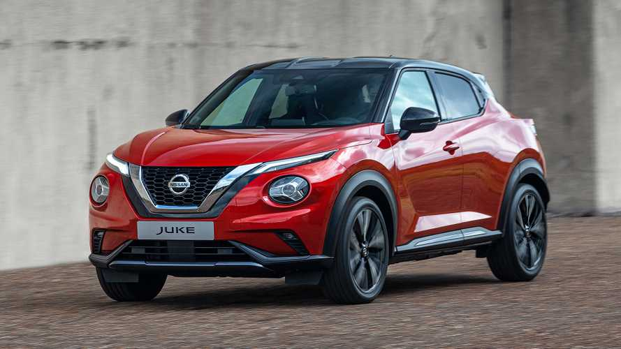 Nissan Juke gets updated engine for Christmas