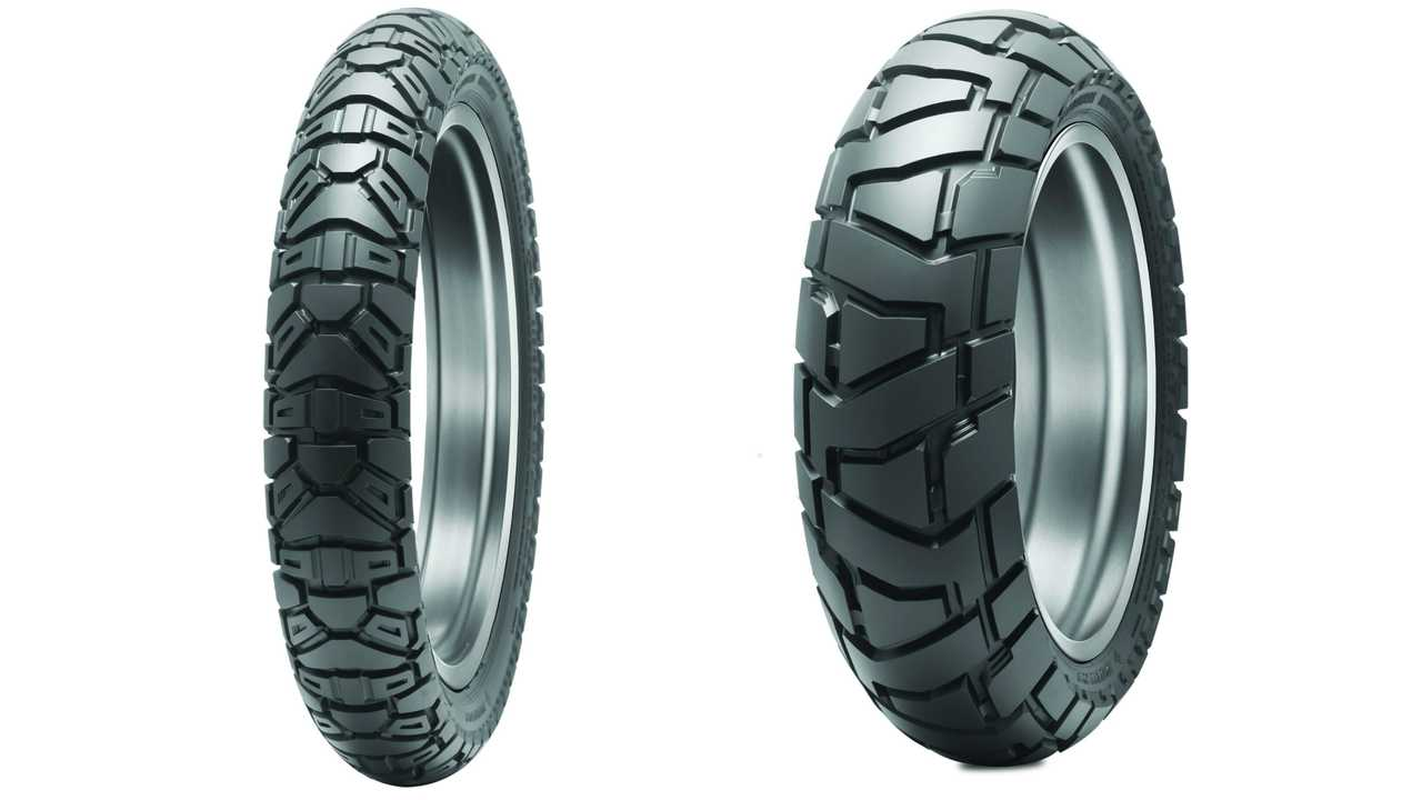 Dunlop Trailmax Mission Adventure Tire