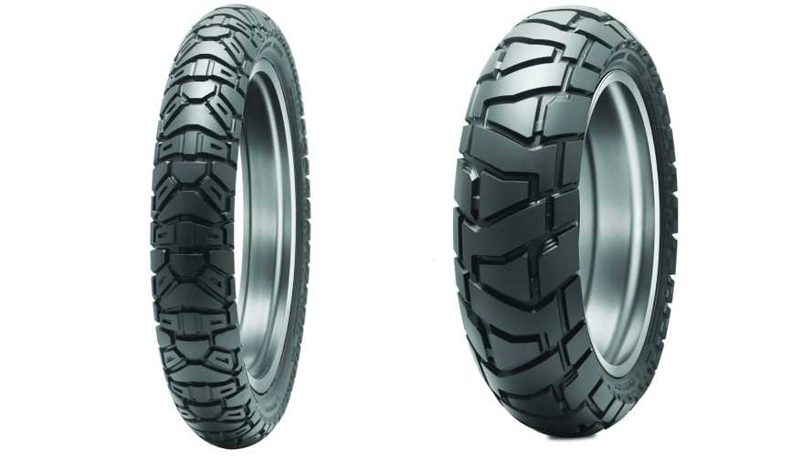 For The ADV Nerds, Here's A Look At Dunlop's New Adventure Tire