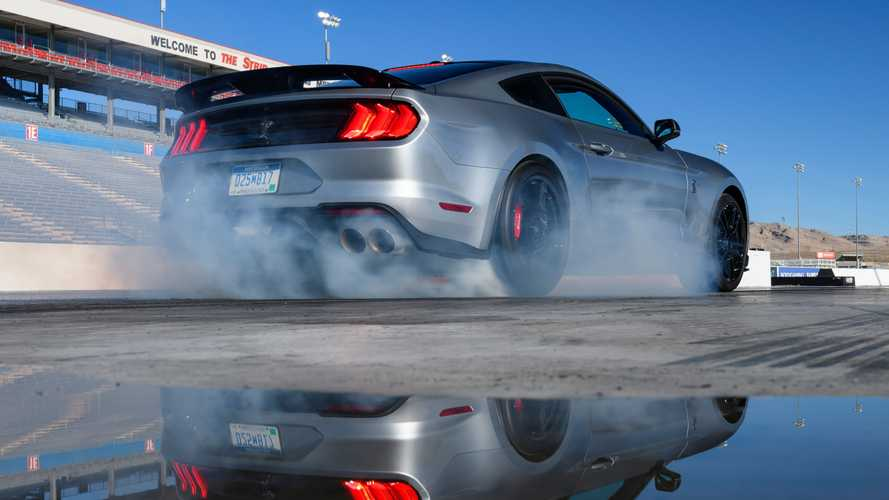 2020 Shelby GT500 Officially Hits 60 MPH In 3.3 Seconds