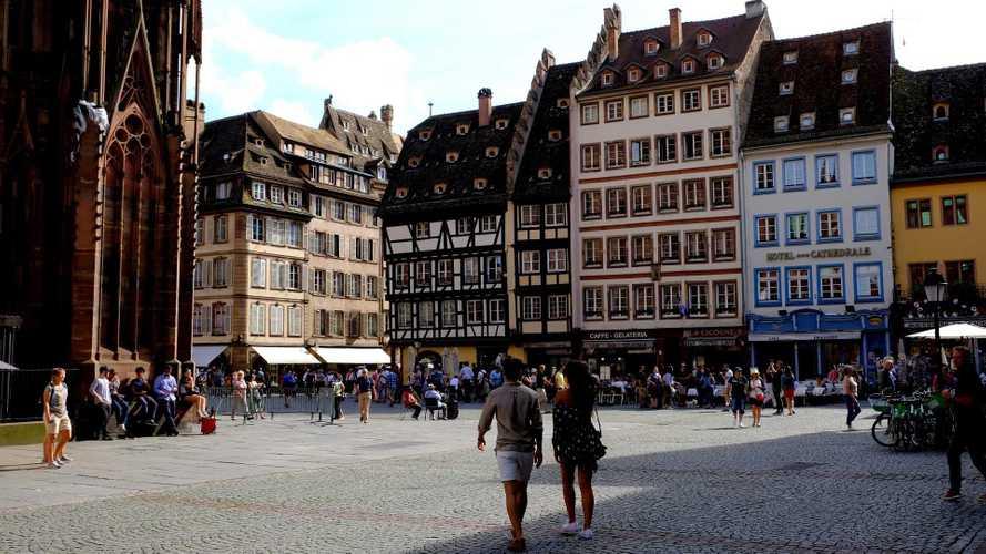 Strasbourg va interdire le diesel en centre-ville en 2025