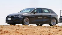 Audi A3 Revealing Spy Photos