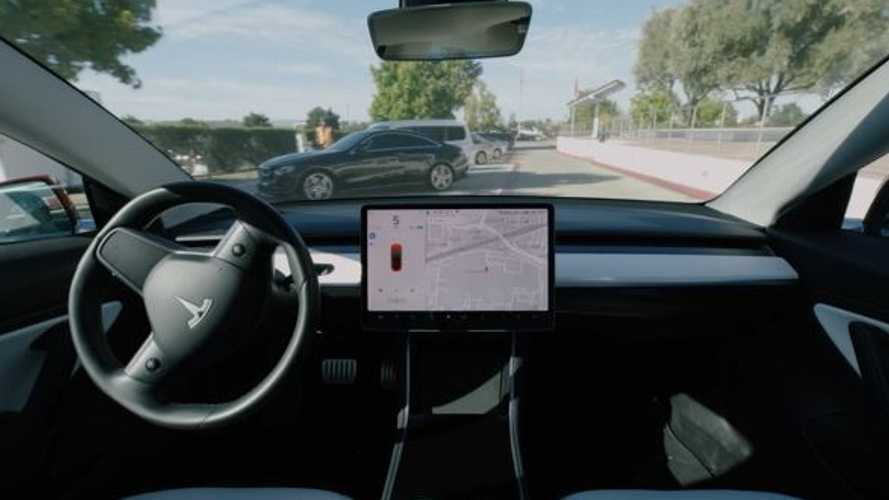 Elon Musk Says Tesla Will Build Its Own Maps From GPS & Fleet Data
