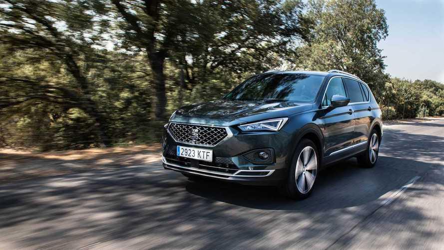 SEAT Tarraco 2019: gasolina, automático y con tracción delantera
