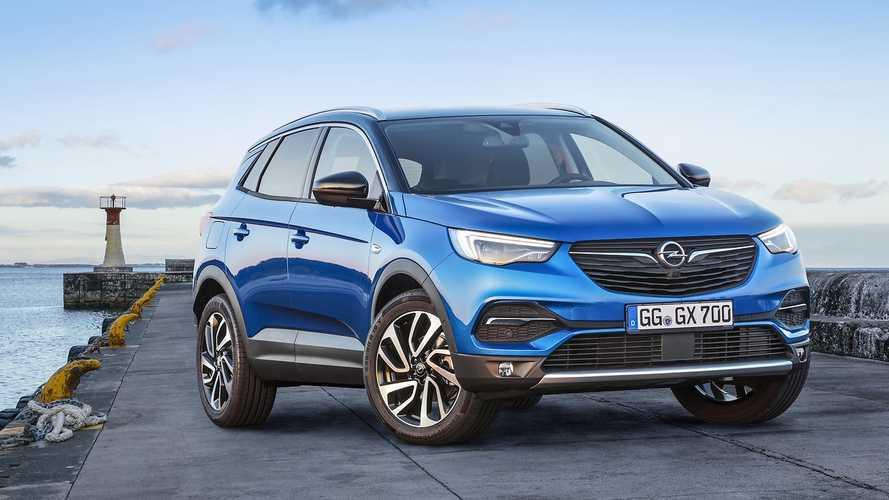 Opel Grandland X 2020: puesta al día mecánica