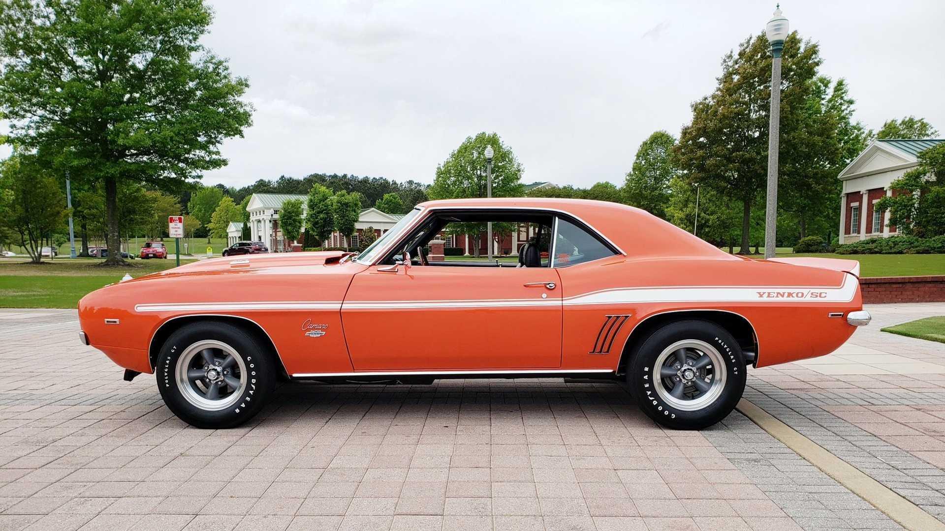 """[""""Own This Stunning 1969 Chevy Camaro Yenko Tribute""""]"""