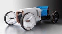 Vision Mercedes Simplex: Studie erinnert an historischen Rennwagen