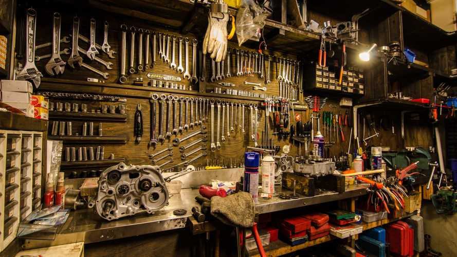 Small Bike Rescue: Finding Peace On The Workbench