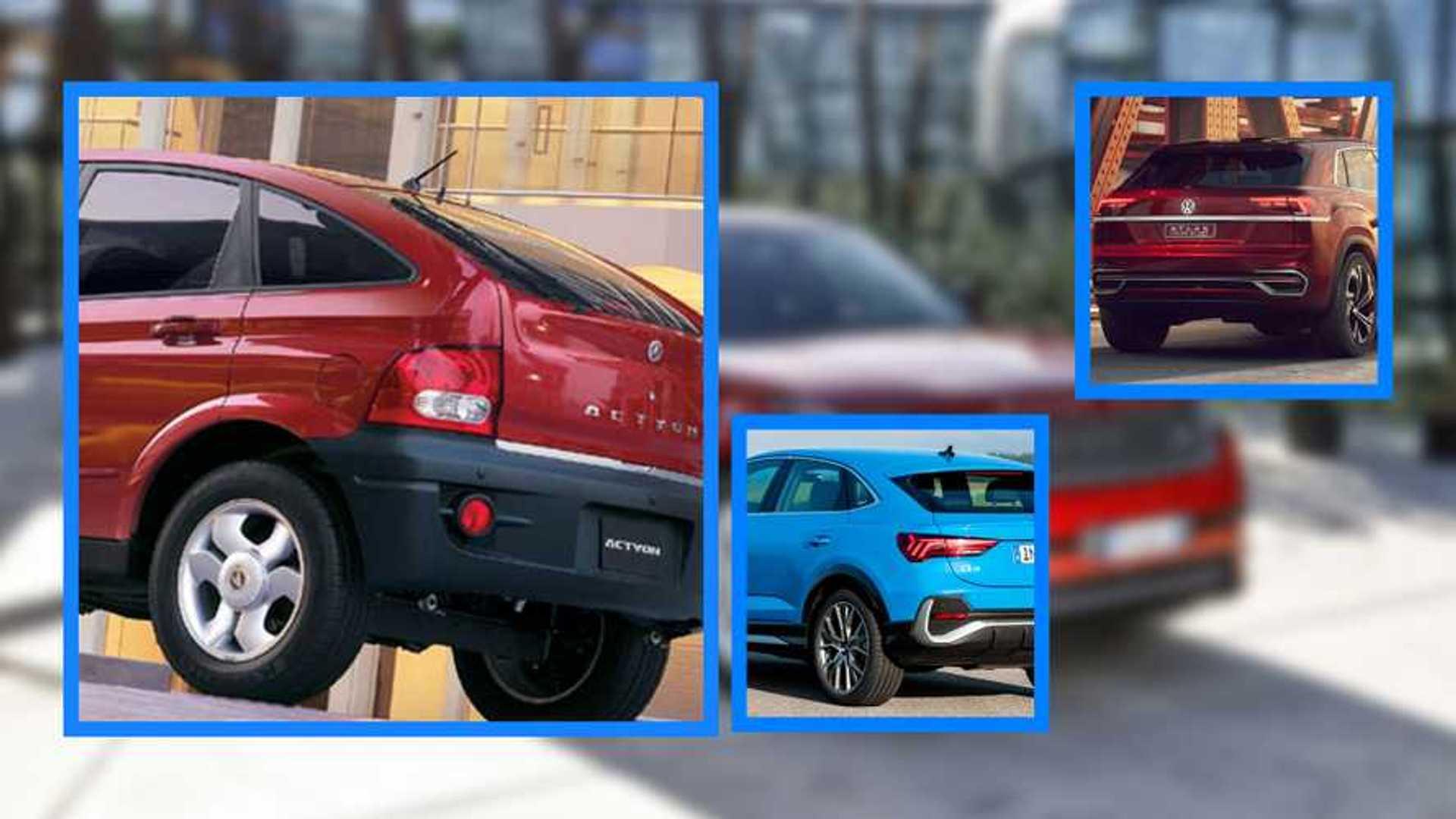 SUV coupé, 13 anni di evoluzione e l'offerta si amplia