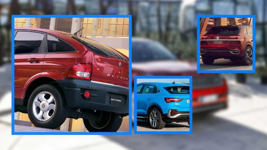 SUV de línea coupé: 13 años de evolución continua
