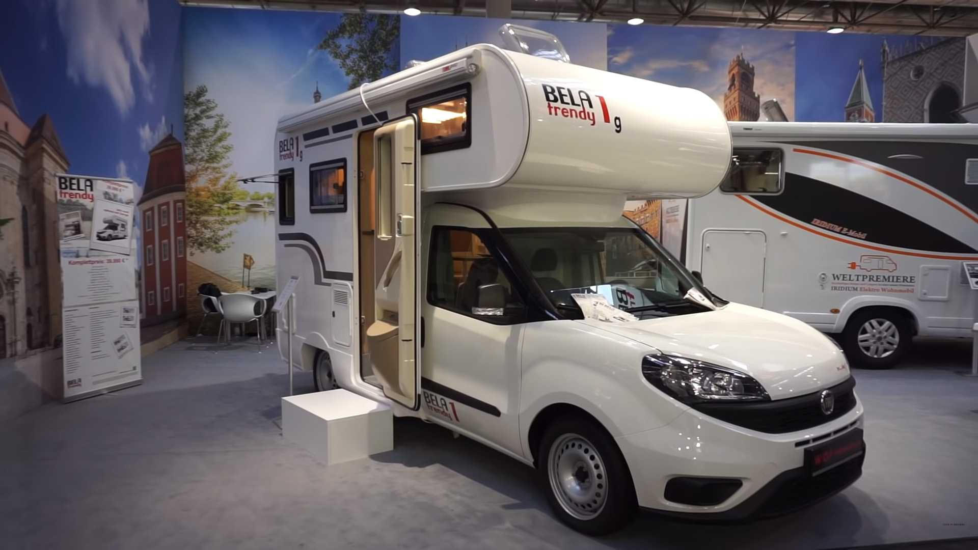 Bela Trendy: Charmantes Wohnmobil im Kleinformat
