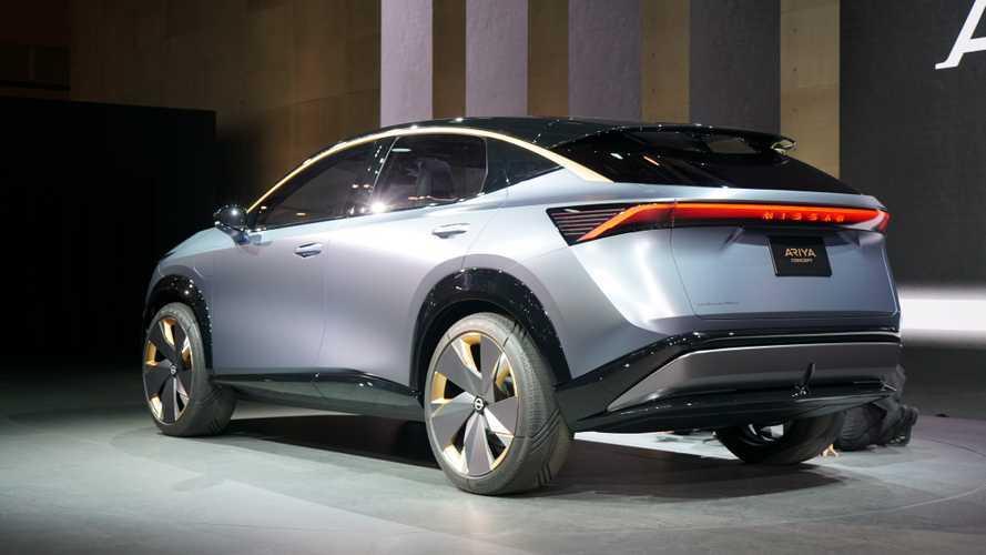 Nissan Ariya, con il nuovo SUV elettrico il marchio punta al premium?
