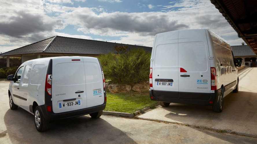Renault Announces Kangoo Z.E./Master Z.E. With Hydrogen REx