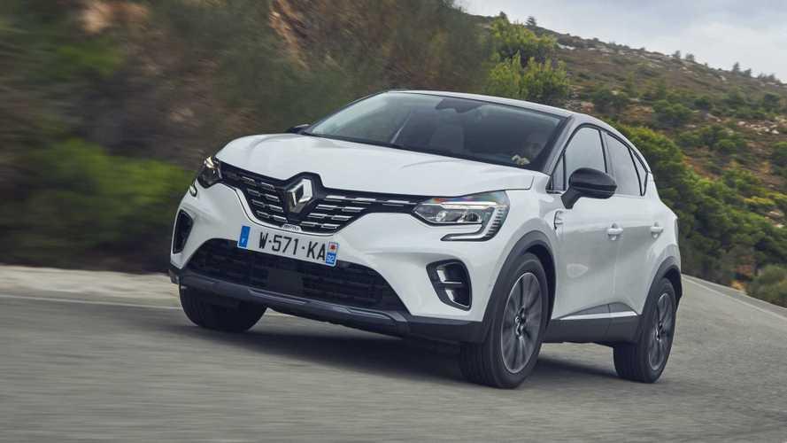 Renault Captur (2020) startet am 11. Januar 2020