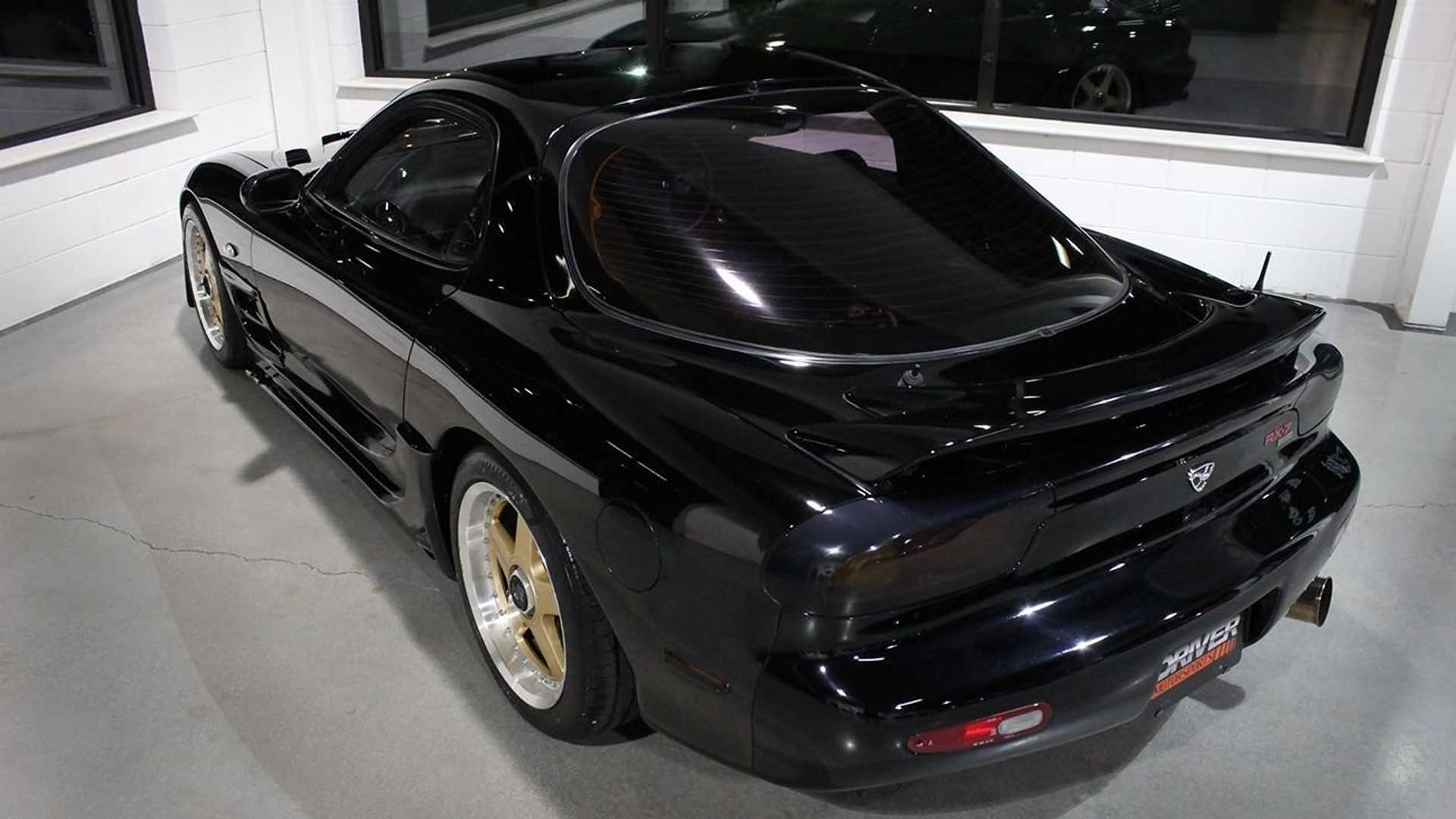 """[""""For Under $28K, Is This 1993 Mazda Knight Sports FD3S RX-7 Your JDM Dream?""""]"""