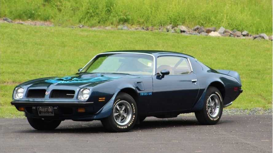 455 CID 1974 Pontiac Trans Am Up For Grabs