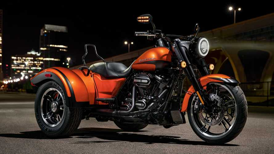 Ask RideApart: Where Do Harley's Trikes Come From?