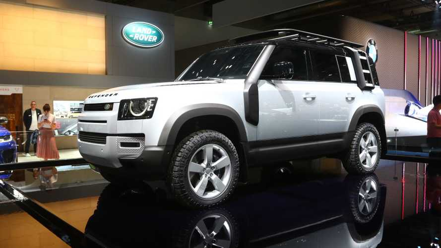 Land Rover Defender, dal 2020 sarà anche ibrida plug-in