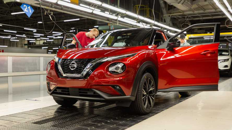 Nissan calls time on night shifts as Juke production begins