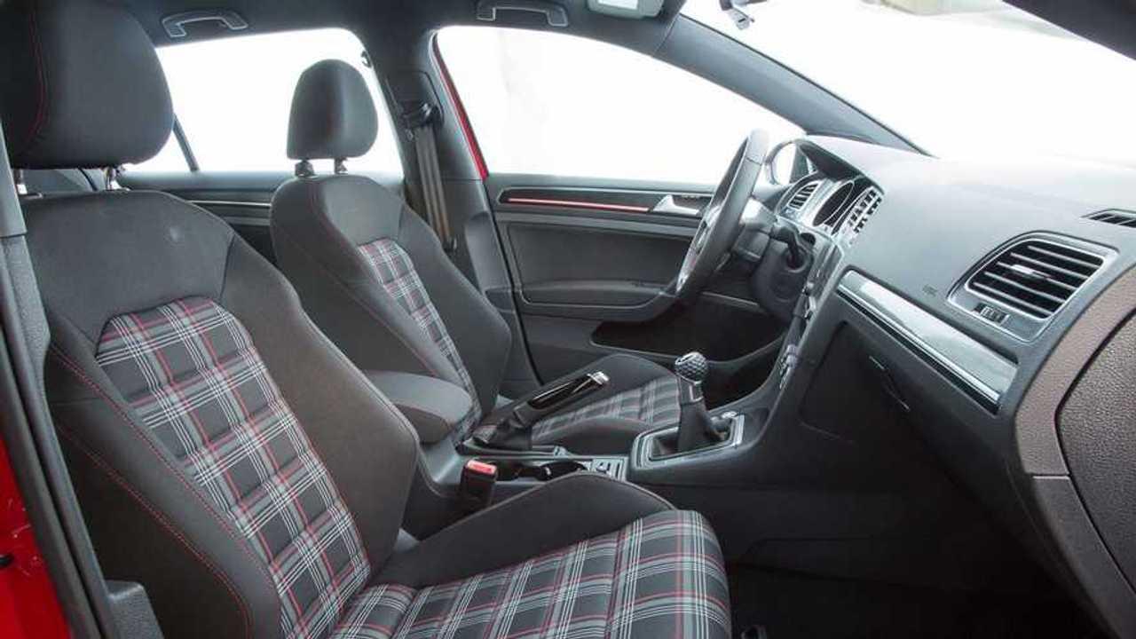 Volkswagen GTI interior