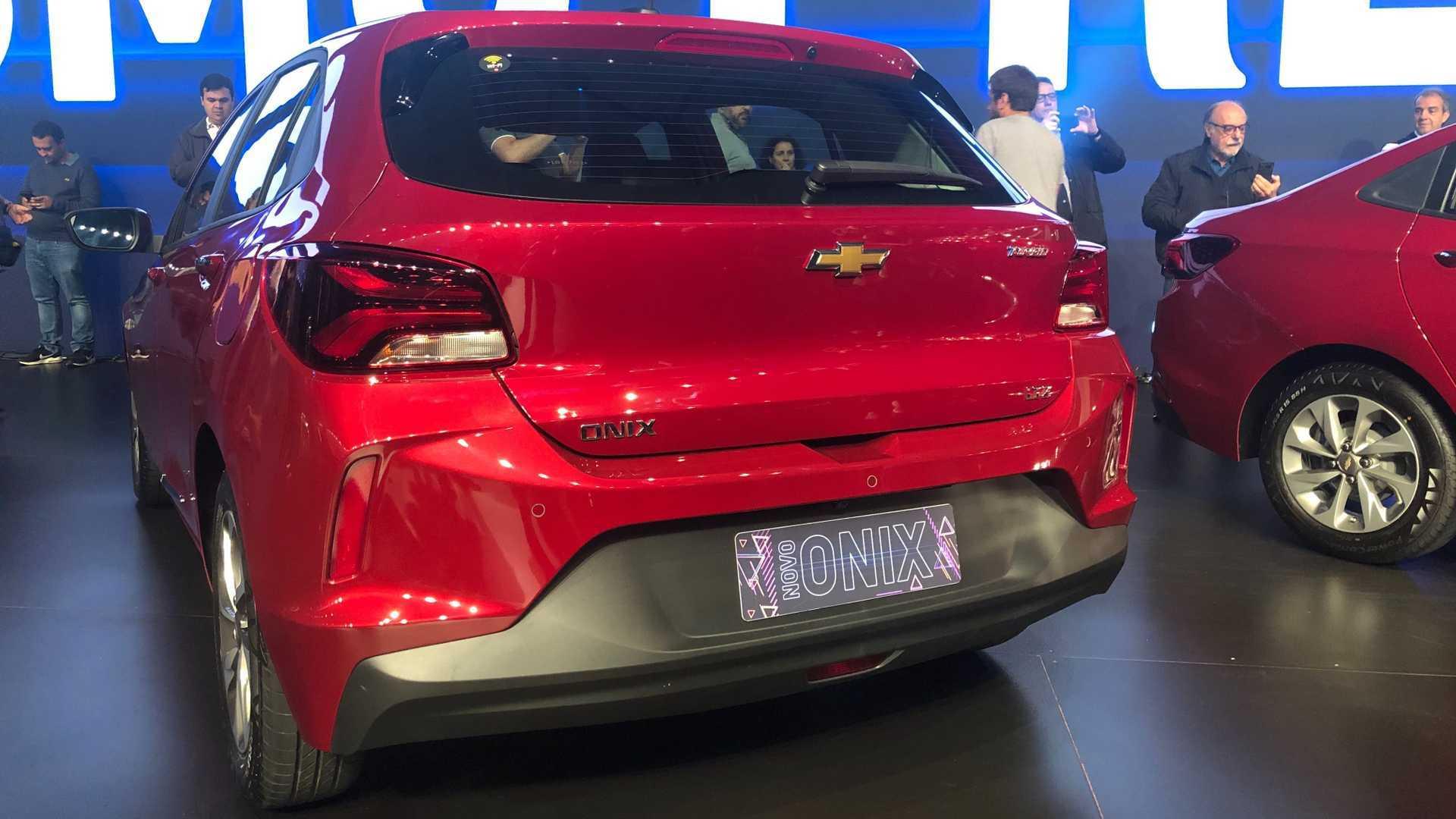 2019 - [Chevrolet] Onix / Prisma Chevrolet-novo-onix-2020