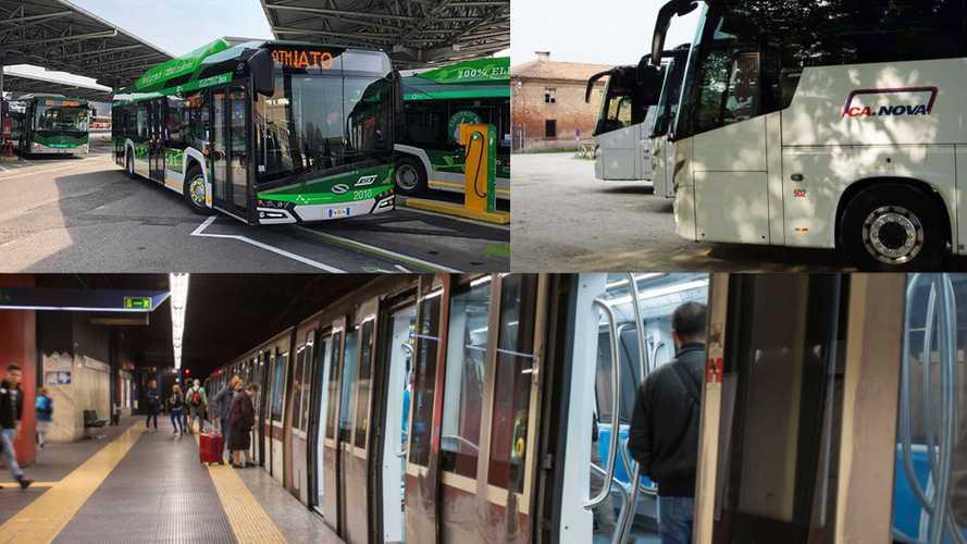 Sciopero 25 ottobre mezzi pubblici, info e orari nelle principali città