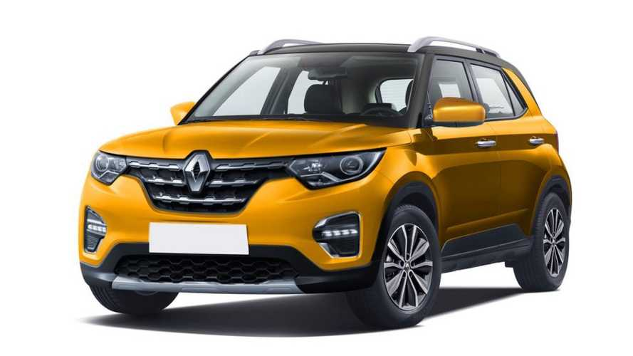 Renault marca data para revelar SUV derivado do Kwid