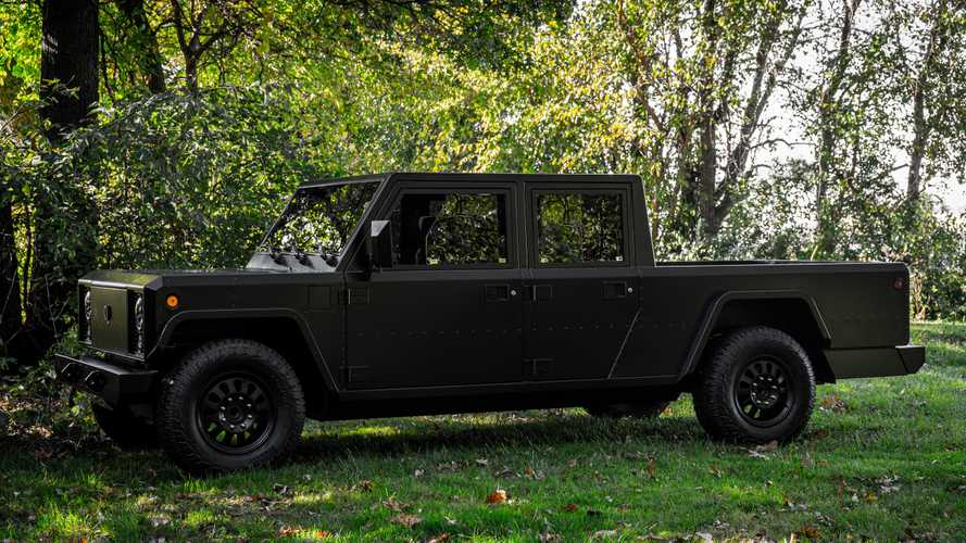 Bollinger Reveals Price For B1 And B2 Electric Truck/SUV: $125,000