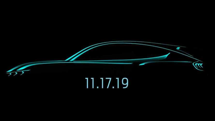 Ford confirma SUV elétrico do Mustang para novembro