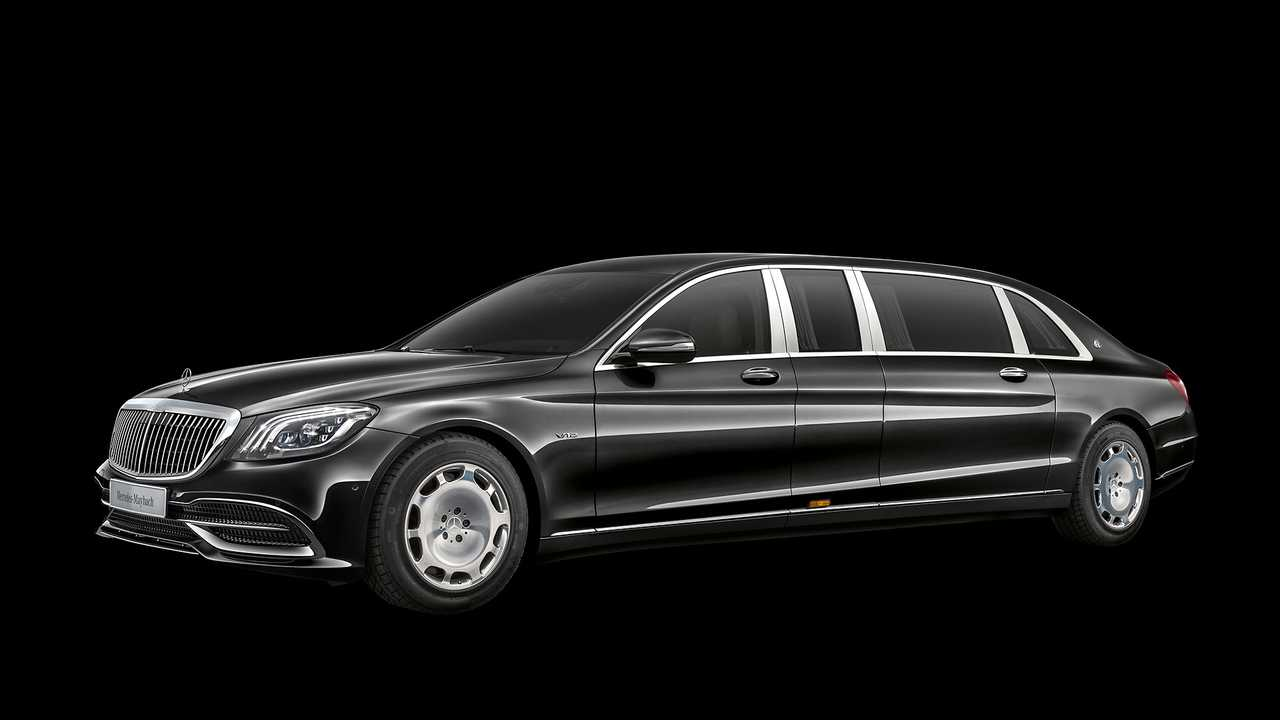 Mercedes-Maybach S 650 Pullmann