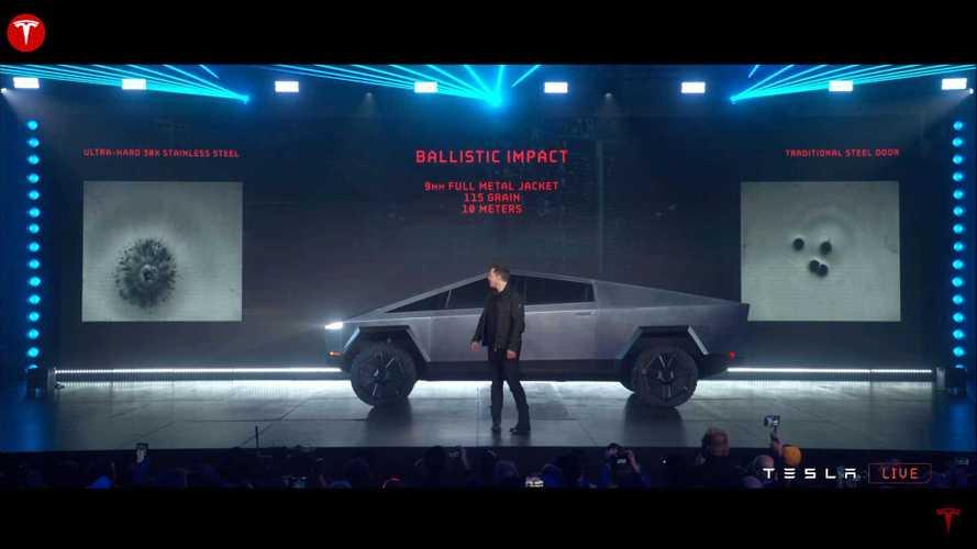 Sandy Munro: Tesla Cybertruck's Body Will Deflect Stray Bullets While Hunting