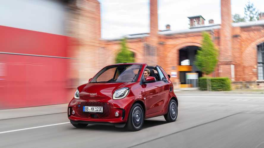 Smart EQ fortwo ve forfour