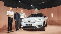 Volvo XC40 Recharge (2020): Erstes Elektroauto von Volvo enthüllt