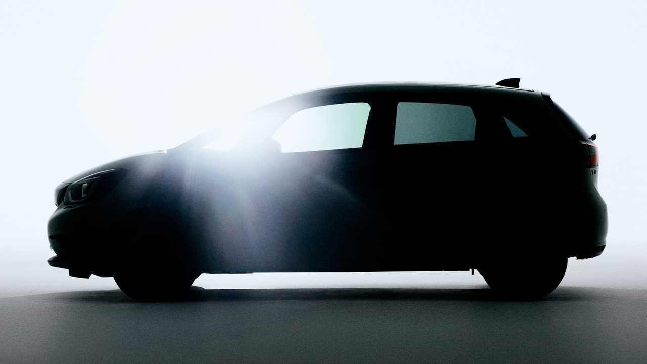 2020 teaser Honda Fit / Jazz