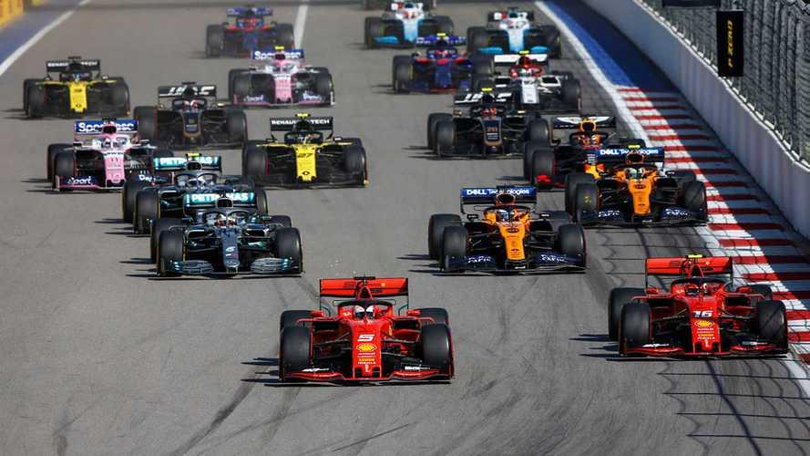 F1 2020 calendar and test schedule confirmed
