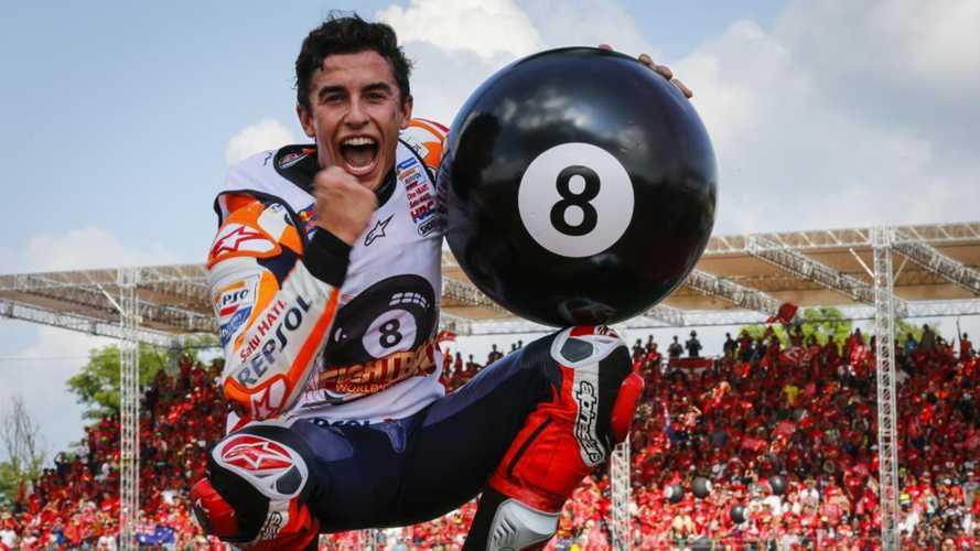 MotoGP, alti e bassi del mondiale finito in Thailandia